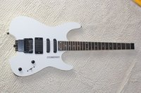 Wholesale Headless Electric Guitars - Free shipping,wholesale white color STEINBERGER headless electric guitar in stock -8-10