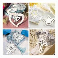 Wholesale Order Bookmarks Favors - 10 different styles wedding favor bookmark mixed order wedding gift bookmarks favors