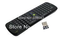 Wholesale Rc11 Wireless Air Mouse Keyboard - Wholesale-2pc   1lot Measy Mini Fly Air Mouse RC11 2.4GHz Wireless Keyboard for Google Android tv box Mini PC TV Palyer Box