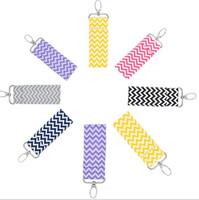 Wholesale Lipstick Charm Pendant - Hot Lipstick Bag Pendant Cute Women Key Chain Pendant Holder Purse Handbag Bag Charm Keychain