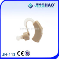 Wholesale Sonic Ear Amplifier - Free Shipping Ear Care Hearing Aids Sound Amplifier Hearing Device Hearing Aid for Deaf 6 Level Cyber Sonic Ear Hearing Machine