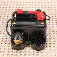 Wholesale Car Marine Boat Stereo Audio DC12V V Inline Circuit Breaker Replace Fuse A order lt no track