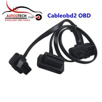 Wholesale Navigation Renault - Cableobd2 OBD to HUB 9Pin T Cable for ELM327 AdblueOBD2 NitroOBD2 EcoOBD2 GPS Navigation Devices high quality Free Shipping