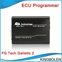 Wholesale Master Auto Tech - 2017 Super Auto ECU chip tunning tool FGTech Galletto 2 Master EOBD2 V52 Multi-language fg tech Galletto2 master free shipping