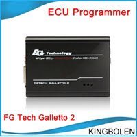 2017 Super Auto ECU outil de tuning à puce FGTech Galletto 2 Master EOBD2 V52 Multi-langue fg tech Galletto2 master livraison gratuite