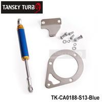 curso do kit do motor venda por atacado-Tansky Kit de amortecedor de motor para NISSAN 200SX S13 180SX 240SX SILVIA SR20 SR20DET (curso 305MM-325MM) TK-CA0188-S13