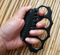 Wholesale Iron Form - AZAN Brass knuckles Knuckle dusters,four fingers iron, Integrated steel forming