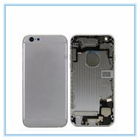 Wholesale full house complete - New Complete Phone Full Body Housing Assembly For iPhone 6 6 Plus 6s 6s Plus Back Battery Door Cover Mid Middle Frame Replacement