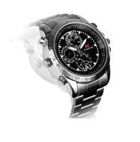 Wholesale Hidden Spy Gb - Hd hidden spy camera watches 8 gb SC sports Mini watch camera 1280 * 960 digital watch video camera Mini DVR recorder