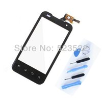 Wholesale Optimus 2x - Wholesale-New Touch Screen Digitizer Glass Lens for LG P990 P999 Optimus 2X G2X 4G Star Free Open Tools Free Shipping