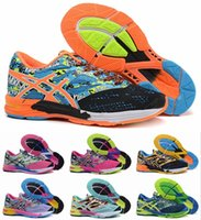 Wholesale Gel Noosa Tri Shoes - New Colors Asics Gel-Noosa Tri 10 T580N Running Shoes For Women, Lightweight Competition Breathable Casual Training Sneakers Eur Size 36-40