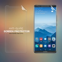 Wholesale Nillkin Screen Protector Wholesale - 2 pcs lot NILLKIN Anti-Glare Matte protective film Screen Protector for Huawei Mate 10 Pro with retailed package