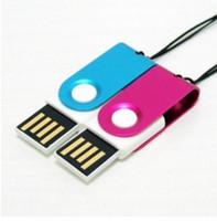 Wholesale 128gb Stainless Flash Drive - NEW 100pcs lot For 128GB Stainless steel mini Fine USB Flash Drive(128GB U Disk Hot) SYITR U disk memory stick Pen drives thumbdrives