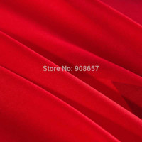 Wholesale High Thread Count Sheets - Wholesale-Sexy Red Rose Flower Printed High Quality 500 Thread Count Egyptian Cotton Bedding Set FULL QUEEN KING Size Bedlinen Bed Sheets