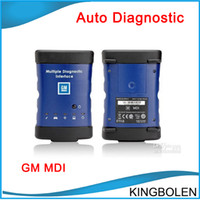 Engine Analyzer spanish softwares - GM MDI Scanner Multiple Diagnostic Interface For GM with Lastest Softwares GM MDI Scan Tool DHL