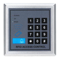 Wholesale rfid entry card resale online - hot sale Access Control Card RFID Proximity Entry Keypad Door Lock Access Control System H4362