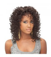 Wholesale Black Hair Tie Cosplay - Brown 16inch & 18inch deep wave hand tied glueless peruvian virgin hair full swiss lace wig human hair wigs for black women with baby hair