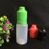 Wholesale High Quality Electronic Cigarette Liquids - 15ml e juice bottle for electronic cigarettes high quality tamper proof e liquid bottles 15 ml plastic dropper bottles for sale