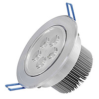 Wholesale 15w 5x3w - Led Ceiling Light 5X3W High Quality Dimmable 110V 220v Non-dimmable 15w 85-265V LED Down light Indoor Lighting