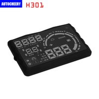 V-Checker H301 HUD Head-up-Display Auto-Fehlfunktion Diagnose von TPMS-Überwachung