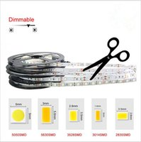 LED Strip Light SMD3014 Blanc Chaud Led DC12V ruban Ruban ruban Neon Nouvel An Décoration de Noël Lampada