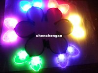 Wholesale old style accessory for sale - led Hair clip lighting Kids accessories headwear women fashion party supplies new arrival items different style