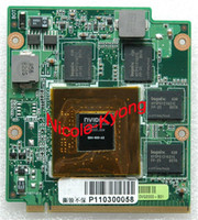 carta All'ingrosso-DDR2 MXM II VGA Video Graphics 8600M GT 8600MGT per ASUS X81 X80S X81S X80 notebook portatile