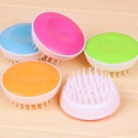 .Hot 20pcs venda / lot Pet Dog Cat Grooming Massage Bath escova de cabelo pente Rake transporte do cão Limpeza Grátis