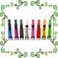 Wholesale free electronics for sale - Group buy Ego Atomizer CE4 Atomizer for ego electronic cigarette kits e Cigarette Long Wick Colors free DHL