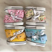 Wholesale Shoes For Dolls - Free Shipping Fahion 7.5cm Assorted Shoes For BJD Doll,Fashion Cloth Material 1 4 Bjd Doll Shoes Toy Shoes, Accessories for Toys