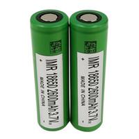 nemesis batterie großhandel-US 18650 VTC5 2600mAh VTC4 2100mAh 3.7V Li-Ion Akku 100% High Drain Batteriezelle HG2 HE2 für E Zigarette Manhattan King Nemesis Stingray
