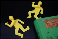 marca livros venda por atacado-Marca de Livro Esmagado Marca Morta Engraçado Borracha Dom Leitura Indicador de Natal Esmagado Aniversário Idéias de Presente