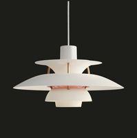 Wholesale Louis Poulsen Chandelier - LED Modern Lamp Denmark Louis Poulsen PH5 Mini Pendant Lamp Bedroom Lamp Office Living Room Pendant Light Fitting Chandelier