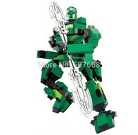 Robot série Gundam ultimes Robots Briques ARES Construction Éducation Learning Sets Building Blocks