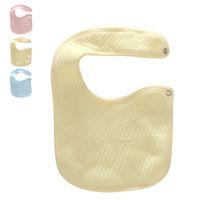 Wholesale Towels For Sale - Hot Sale Newborn Baby Bibs Cotton Solid Absorbent Bibs Burp Cloths Boys Girls Saliva Towel Bibs for Babies VT0127