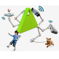 handy verloren alarm großhandel-Bluetooth-Alarm Tracker mit der Funktion der wichtigsten Handy-Finder / Kinder Haustiere Anti-verloren / Sprachaufnahme / Selfie Shutter