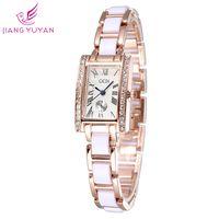 Wholesale Good Fashion Stores - GEDI brand new watch female Korean Fashion Bracelet Watch Rome digital store goods watches for women
