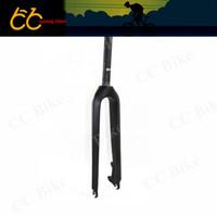 Wholesale Mtb 26er - 3K matte Black Full carbon fork 26er mountain bicycle fork full carbon fiber mtb carbon fork hulksports