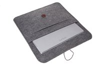 Wholesale Surface Rt Cases - Fashion Wool Felt Sleeve Carrying Case pouch bag for Microsoft Surface RT   2   Pro   Pro 2