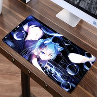 Grande 60x30cm Anime Fashion Mouse Game Jogo Gamer Jogo Mousepad Keyboard Mat Mausunterlage Tapis De Souris para Tablet PC