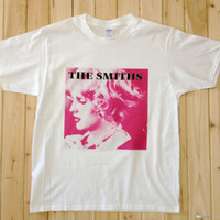 Wholesale Rock Smith - The Smiths Sheila Take A Bow Rock Music Band Tee T-Shirts Unisex Mens Womens SS1