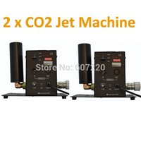 Wholesale 2x Co2 Jet machine DJ effect equipment Stage Efect Machine hot