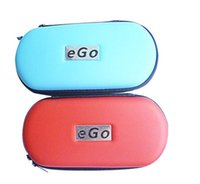 Wholesale Empty Case For Ego - High Quality empty box for Electric Cigarette ego carring case for V5 50pcs lot