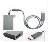 Wholesale links data - Hard Drive HD Data Transfer Cord Cable Kit Link for Xbox 360 HDD USB Connector without retail package Free shipping