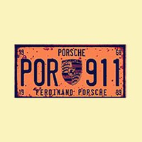 "Wholesale Paintings Numbers Free Shipping - Wholesale- Car number ""911"" License Plates plate Vintage Metal tin sign Wall art craft painting 15x30cm W-0216 free shipping"