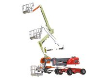 Wholesale Kaidiwei Models - Wholesale-Free shipping KAIDIWEI 1:87 Overhead working truck Alloy model toys