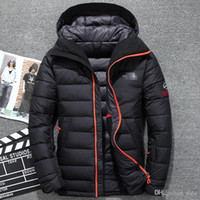 Wholesale Down Feather Winter Jackets - winter duck men down parka feather men down jacket warm men winter coat north quilted jacket
