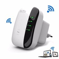 Wholesale Wifi Signal Amplifier W - Wireless Wifi Repeater Network Wifi Router Expander 802.11N B G W-ifi Antenna Wi fi Roteador Signal Amplifier Repetidor Wifi