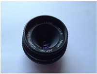 Wholesale Conditions Lens - Japan computar industrial 16mm 1:1.6 CCTV camera lens secondhand used 70% new good working condition