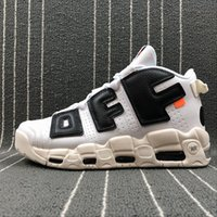 2018 Con Red Tag Laces Airs Più Uptempo Off White Virgil Abloh Scarpe Scottie Pippen OW Retro Casual Sneakers Taglia 40-47